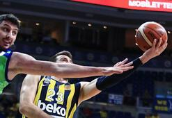 Fenerbahçe Beko-TOFAŞ: 89-56