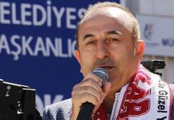 Bakan Çavuşoğlu, Avrupayı uyardı: Yine sizin yüzünüzden savaş çıkacak