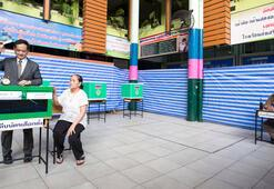 Taylandda darbeden sonra ilk seçim