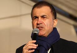 AK Parti Sözcüsü Ömer Çelik: Orası Suriyetoprağıdır