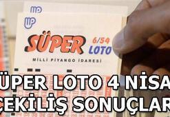 Süper Lotoda büyük ikramiye 4. kez devretti İşte kazandıran numaralar
