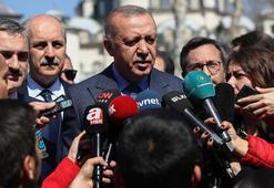Son dakika...Cumhurbaşkanı Erdoğandan flaş İstanbul açıklaması