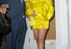 Rihannadan 'hamile' iddialarını güçlendiren hareket