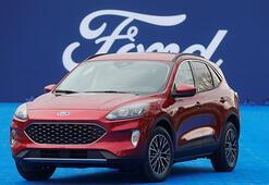 Ford yeni elektrikli araçlarını tanıttı