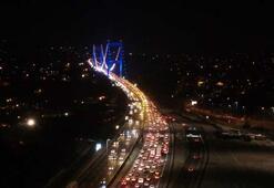 Son dakika | İstanbulda yaşayanlar dikkat İşte trafiğe kapatılacak yollar...