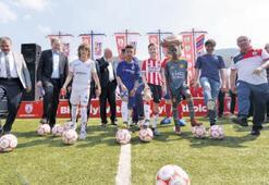 İzmir Cup'tan görkemli açılış