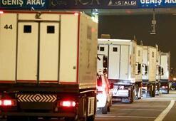 Son dakika: İstanbulda tarihi gün Yüzde 94ü tamamlandı