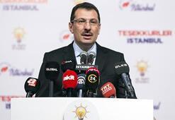 AK Parti Genel Başkan Yardımcısı Yavuz: AK Parti lehine oy 13 bin 969dur