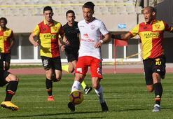 Süper Ligde bıçak sırtı derbi: Göztepe-Akhisar