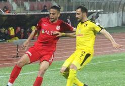 Balıkesirspor Baltok - İstanbulspor: 1-5