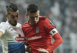 Beşiktaş, formda Rizespora karşı