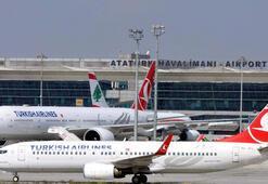 Atatürk Havalimanı birçok sıra dışı olaya da konu oldu