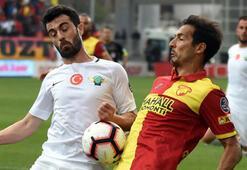Göztepe - Akhisarspor: 0-1