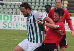 Giresunspor - Gençlerbirliği: 0-1