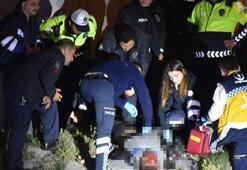 İstanbulda kahreden olay Kaza yapan araçtan çıktı, 1 saat sonra bu halde bulundu...