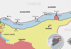 YPG güvenli bölgede olmayacak