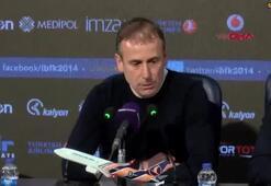 Abdullah Avcı: En iyi oynayan biziz