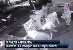 Londrada PKK yandaşları Türk derneğine saldırdı