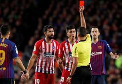 Diego Costaya en az 8 maç ceza