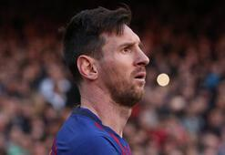 Messi altın ayakkabıya koşuyor 6. kez...