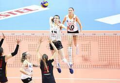 Galatasaray HDI Sigorta: 0 - Eczacıbaşı VitrA: 3