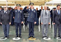 Polis Haftası törenle kutlandı