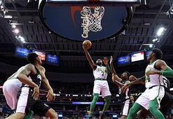 NBAde play-off eşleşmeleri belli oldu