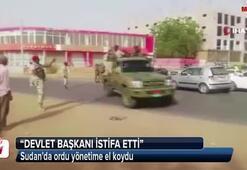 Sudanda ordu yönetime el koydu