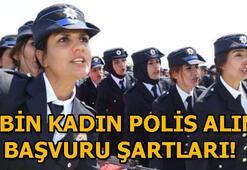 POMEM 3 bin kadın polis alımı başvurusu nasıl yapılır, başvuru şartları nelerdir