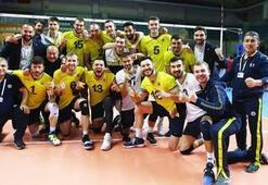 Fenerbahçe-Halkbank: 3-0