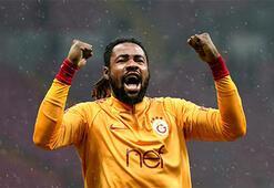 Galatasaraylı Luyindamanın cezası onandı