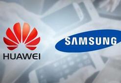 Samsungdan Huaweiye meydan okuma
