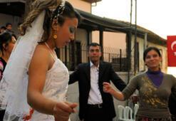 Zorla evlendirdikleri kızı bıçaklayan abiye 15 yıl hapis cezası
