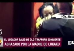Lukaku ailesinin Messi sevgisi