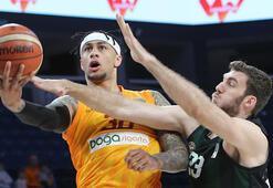 Galatasaray Doğa Sigorta - Adatıp Sakarya BŞB Basketbol: 102-65