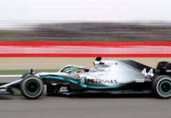 Formula 1de 1000. yarışı Hamilton kazandı
