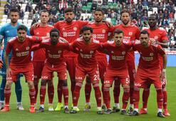Sivasspor 3 maçtır galibiyete hasret