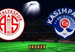 Antalyaspor - Kasımpaşa: 1-0
