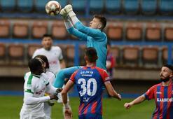 Kardemir Karabükspor-Giresunspor: 0-0