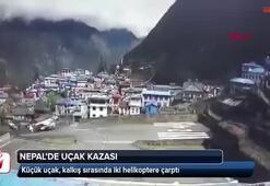 Nepalde uçak kazası