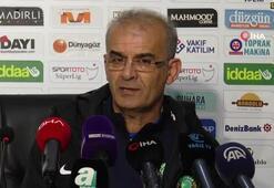 """Ercan Kahyaoğlu: """"Lig bitmedi biz yine sonuna kadar mücadele edeceğiz"""""""