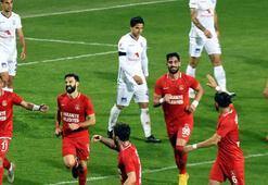 Altınordu - Ümraniyespor: 1-2