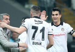 Burak Yılmaz, Beşiktaşın dertlerini bitirdi