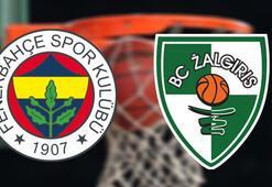 Fenerbahçe Beko-Zalgiris Kaunas çeyrek final maçı saat kaçta hangi kanalda