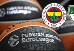Fenerbahçe Beko-Zalgiris Kaunas: 76-43