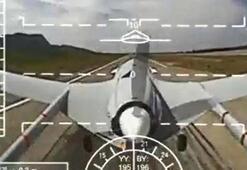 Deniz Kuvvetleri Komutanlığına teslim edilen SİHA ilk test uçuşunu yaptı