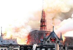 Notre Dame için milyar €luk bağış