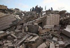 İsrail askerleri Salih el-Bergusinin evini yıktı