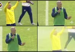 Fenerbahçenin sembol isimleri yeniden sahada