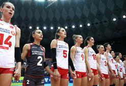 A Milli Kadın Voleybol Takımının aday kadrosu açıklandı